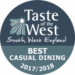 Taste of the West Best Casual Dining award