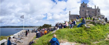 Storytelling on St Michael's Mount